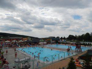 Podhajskai termálfürdő, Szlovákia