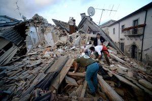 Földrengés Norciában