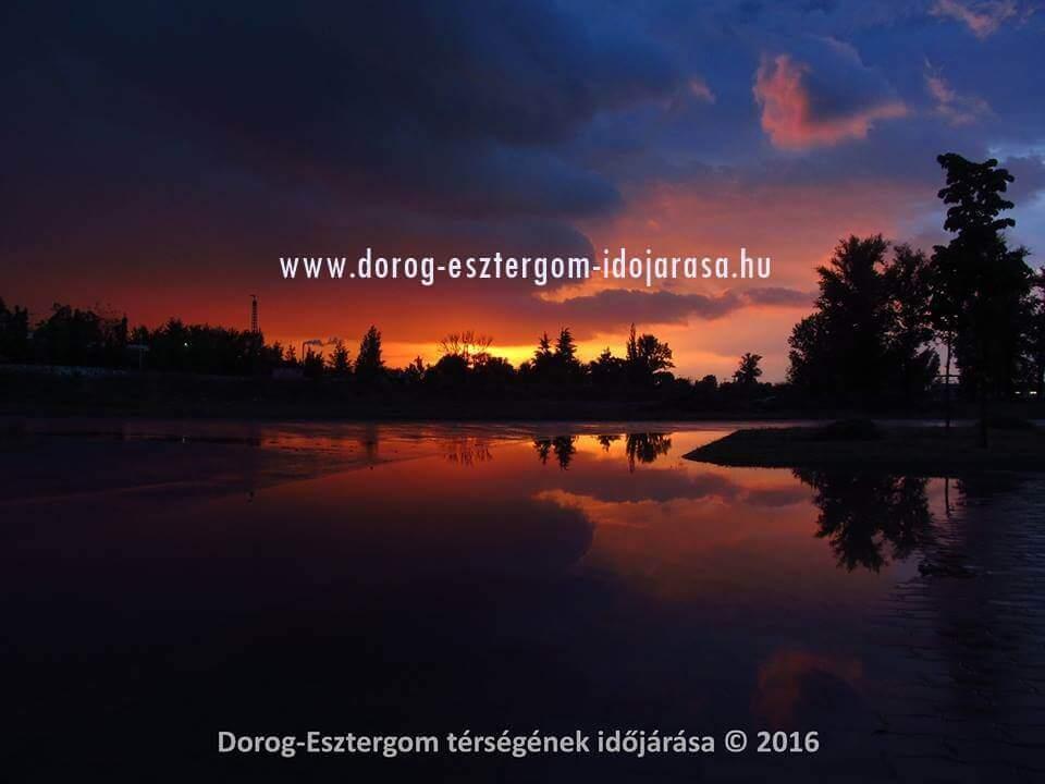 Dorog-Esztergom térségének időjárása