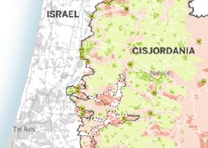 Izrael és Ciszjordánia