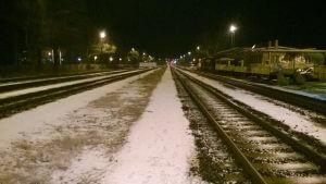 2016. november 30-án Dorogon is lehulott az első hó