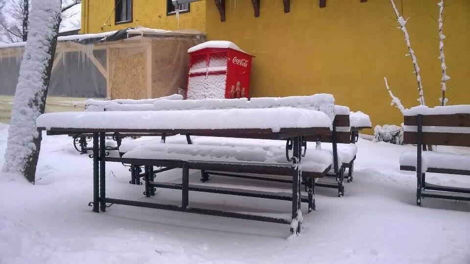 Dobogókőn több hó hullott