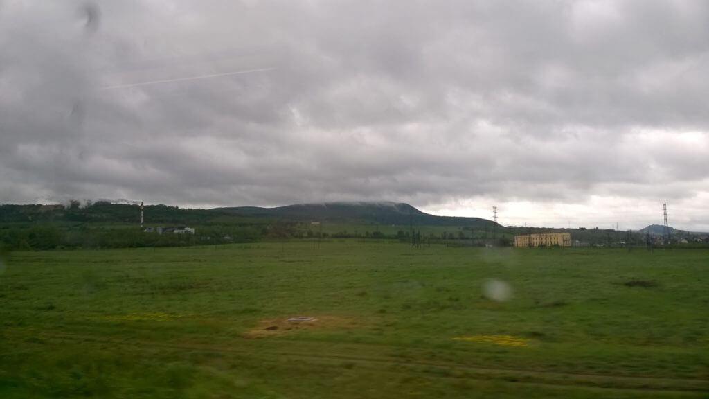 Nagy-Gete felhőkbe burkolózva