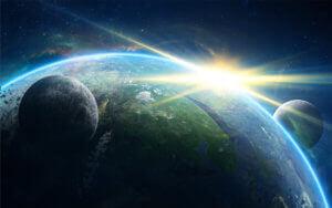 Földünk a Naprendszerben