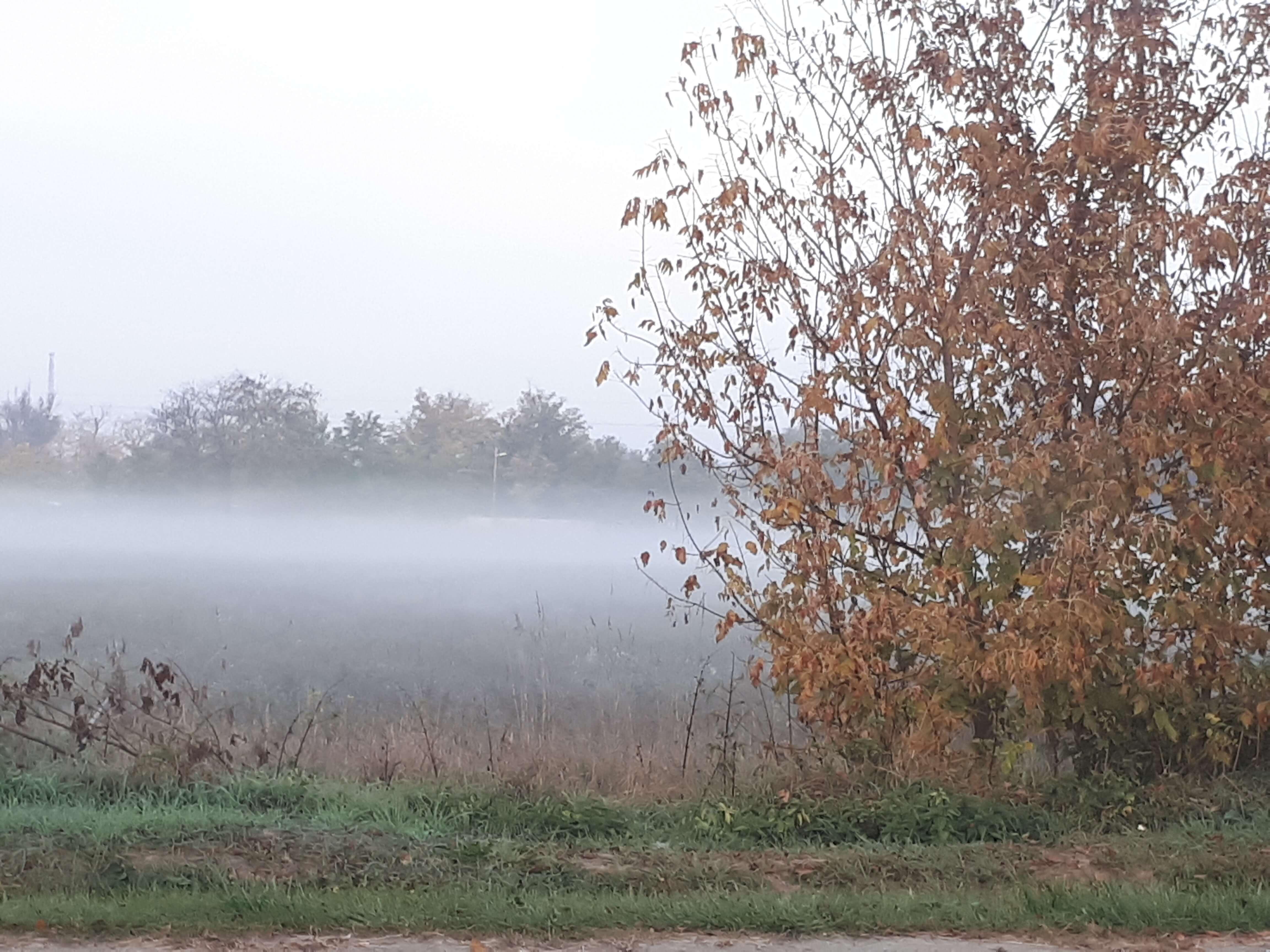 Ködfoltok Esztergom határában