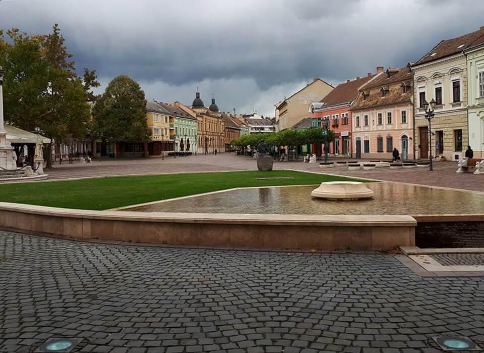 Zápor Esztergomnál