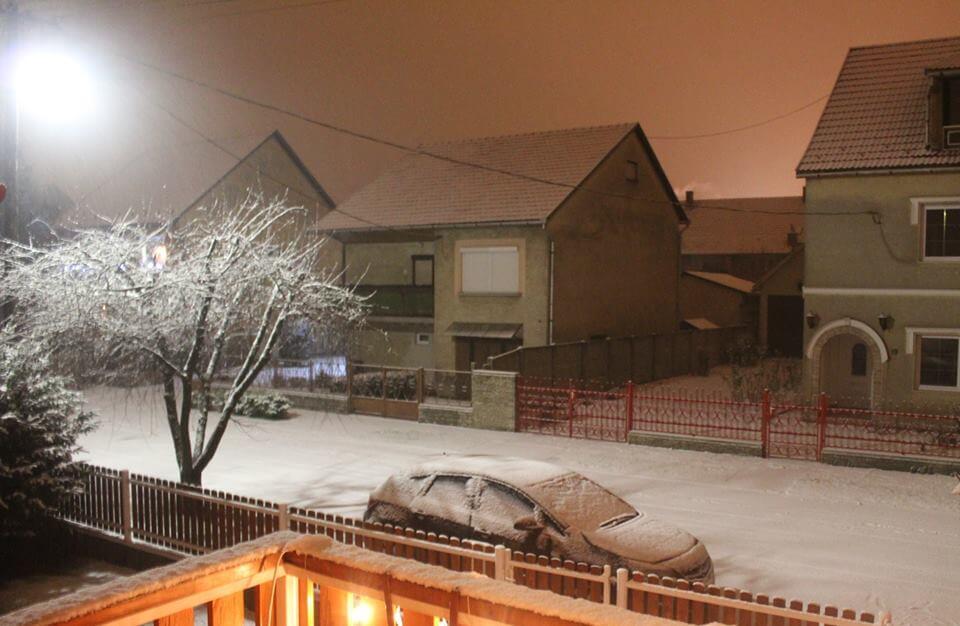 Havazott Dorogon