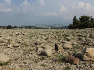 Zátony Esztergomnál