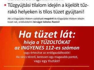 Forrás: erdotuz.hu