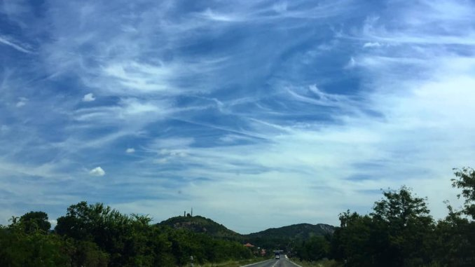 Cirrus intortus felhőtípus